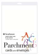 Strathmore Parchment Cards
